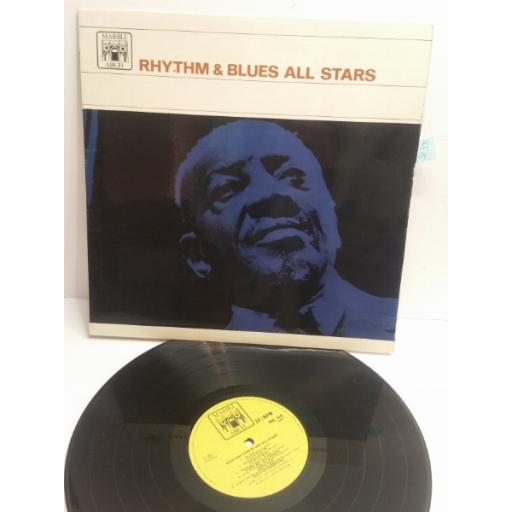 RHYTHM & BLUES ALL STARS Little Walter, Howlin' Wolf, Sonny Boy Williamson, Buddy Guy, Bo Diddley, Muddy Waters, John Lee Hooker MAL610