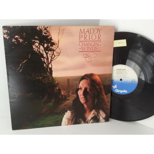 MADDY PRIOR changing winds, CHR 1203