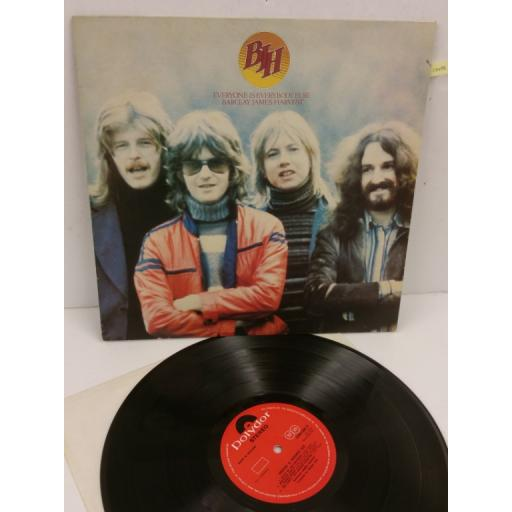 BARCLAY JAMES HARVEST everyone is everybody else, 2383 286