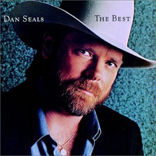 DAN SEALS the best, EST 2049
