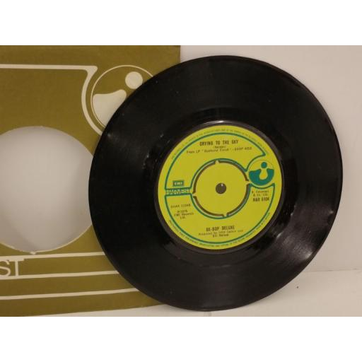 BE-BOP DELUXE ships in the night, 7 inch single, HAR 5104