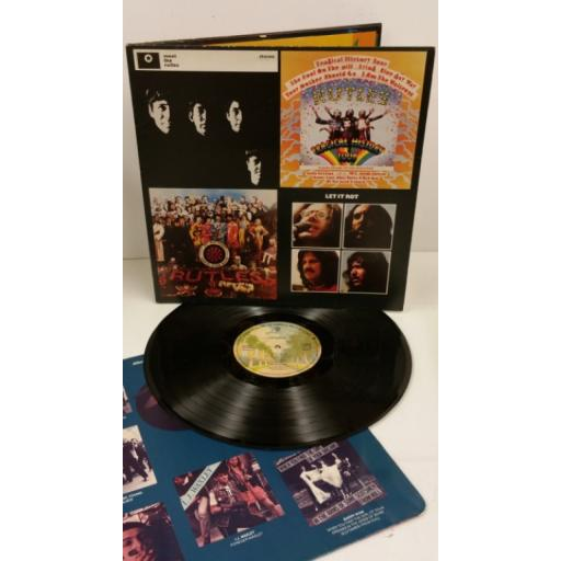 THE RUTLES the rutles, gatefold with centre attached booklet, K 56459