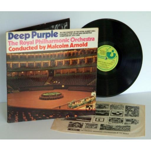 Deep Purple in Live Concert at the Royal Albert Hall [Original recording]