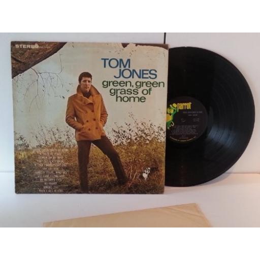 SOLD : TOM JONES green green grass of home