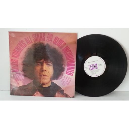 SOLD ALEXIS KORNER, alexis korner's 'S all stars blues incorporated