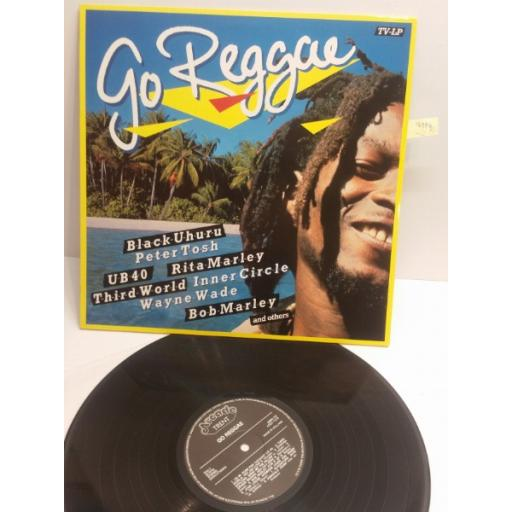 GO REGGAE Black Uhuru, Peter Tosh, Rita Marley, Wayne Wade, Third World and others ADEH112