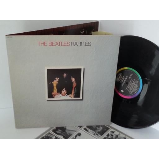 THE BEATLES rarities, US gatefold, SHAL 12060.