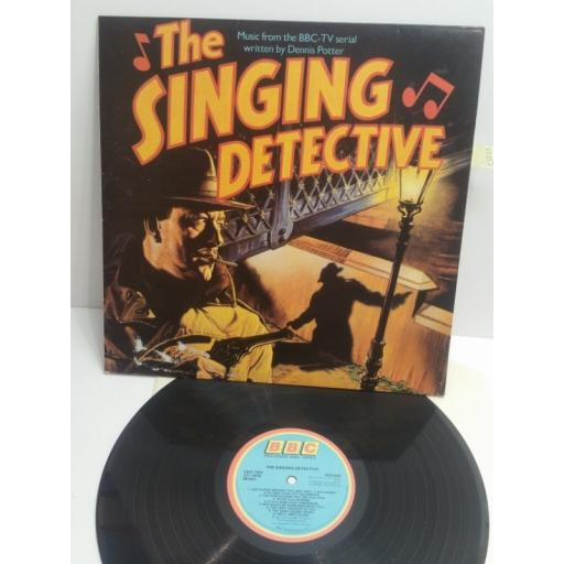 THE SINGING DETECTIVE music from the BBC tv serial written by Dennis Potter REN608