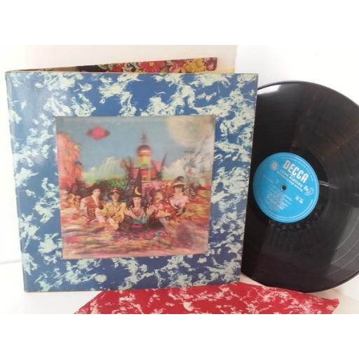 THE ROLLING STONES their satanic majesties request LENTICULAR COVER, MONO, TXL 103