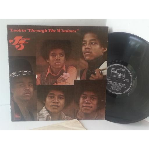 JACKSON FIVE lookin through the windows, STML 11214