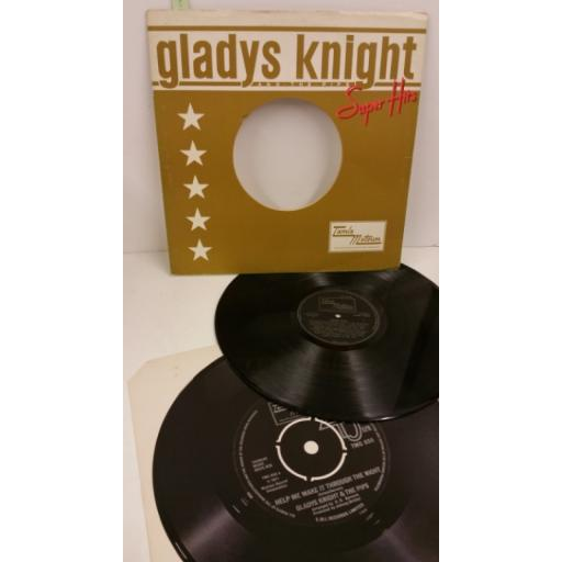 GLADYS KNIGHT AND THE PIPS super hits, STMA 8026