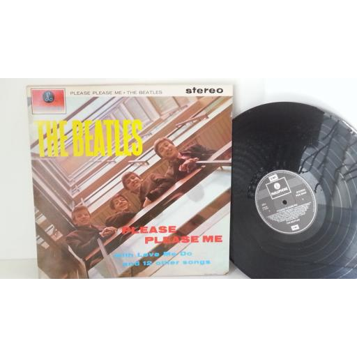 BEATLES PLEASE PLEASE ME stereo PCS 3042