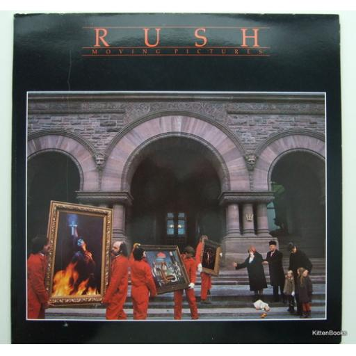 RUSH moving pictures 6337160