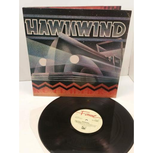 HAWKWIND roadhawks, FA 41 3096 1