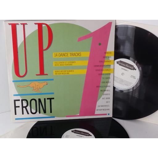 Upfront 1, UPFT 1, double album