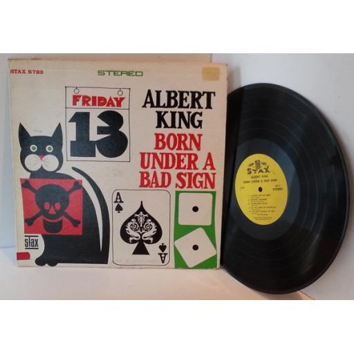 SOLD OUT OF STOCK Albert King BORN UNDER A BAD SIGN