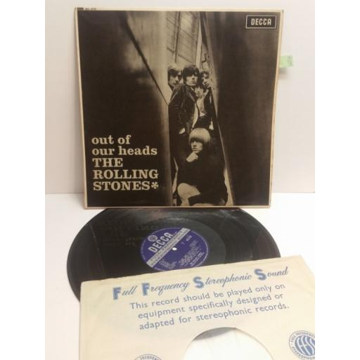 THE ROLLING STONES out of our heads SKL4733
