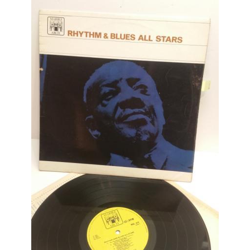 RHYTHM & BLUES ALL STARS Little Walter, Howlin' Wolf, Sonny Boy Williamson, John Lee Hooker, Muddy Waters MAL610