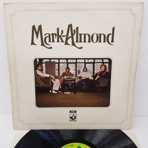 "MARK-ALMOND, mark-almond, SHSP 4011, 12"" LP"