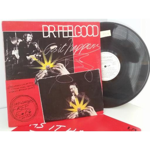 DR FEELGOOD as it happens, UAK 30239