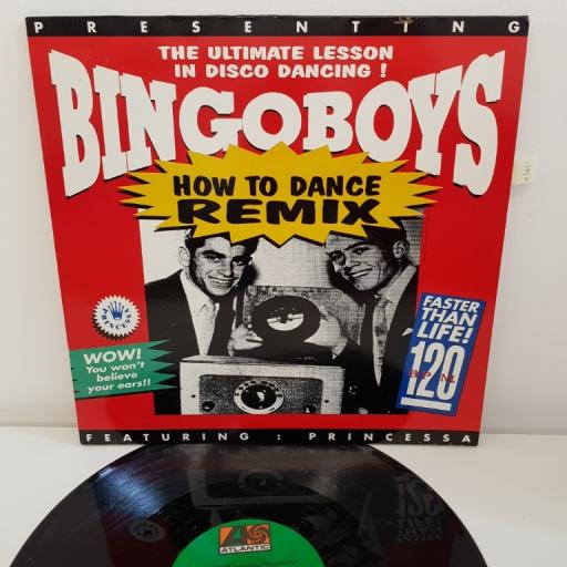 BINGOBOYS - THE ULTIMATE LESSON IN DISCO DANCING, WE 230