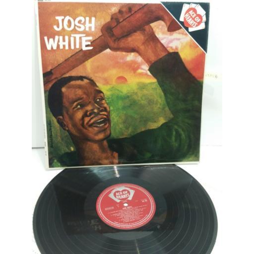 JOSH WHITE ace of hearts AH 65