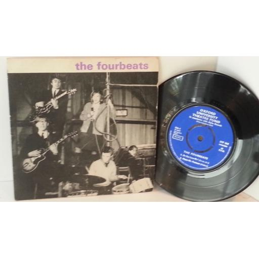THE FOURBEATS do you love me? 4 track EP. UTF 164 MONO.