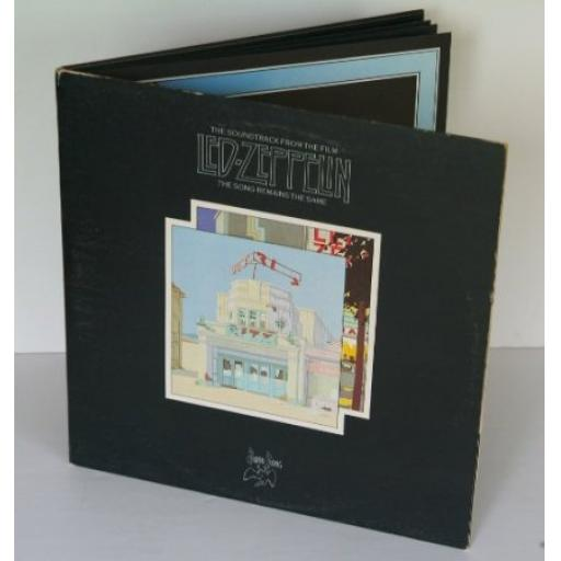 LED ZEPPELIN, the soundtrack from the film, the song remains the same.