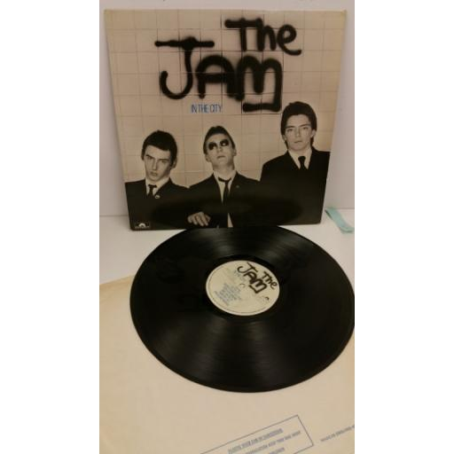 THE JAM in the city, 2383 447