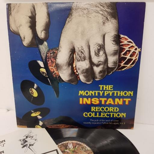 MONTY PYTHON, the monty python instant record collection, CAS 1134, 12 inch LP, compilation