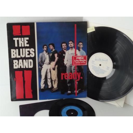 THE BLUES BAND ready, BB 002, includes free single