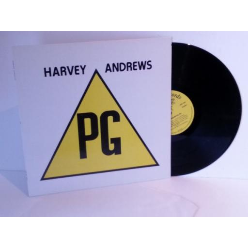 Harvey Andrews PG. First pressing on Beeswing Records