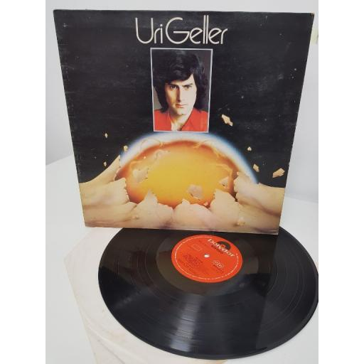 """URI GELLER, uri geller, 2371 510, 12"""" LP"""