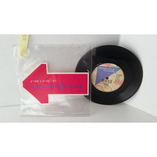 PRINCE glam slam, 7 inch single, W 7806