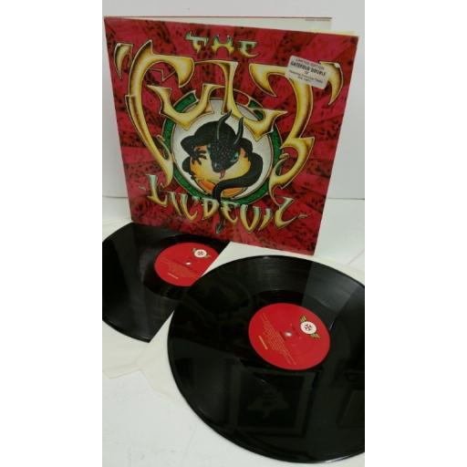 THE CULT lil' devil, 2 x vinyl, gatefold, BEG 188TD