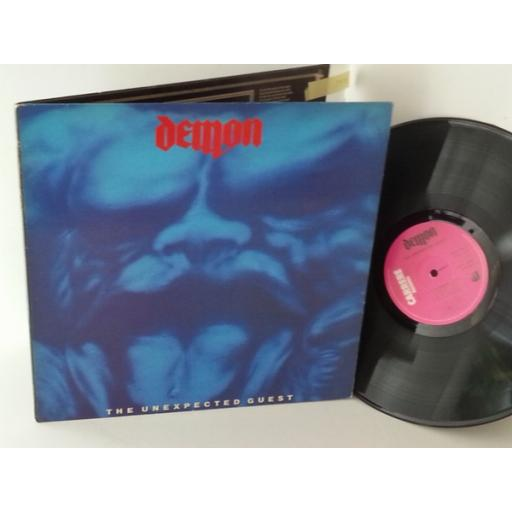DEMON the unexpected guest, CAL 139, gatefold