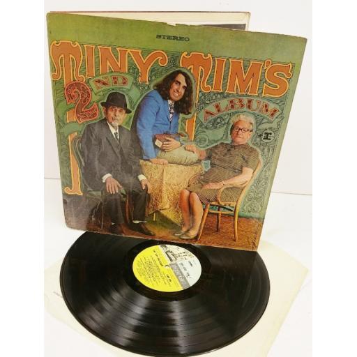 TINY TIM tiny tim's 2nd album, gatefold, RSLP 6323