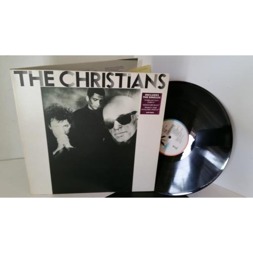 THE CHRISTIANS the christians, gatefold, ILPS 9876