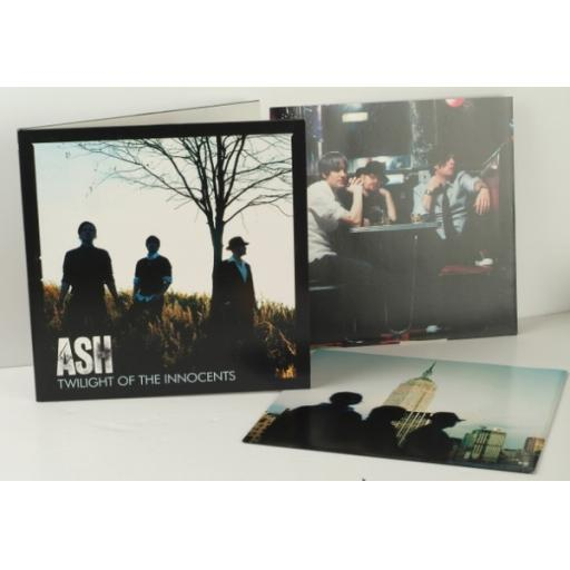 ASH Twilight of the innocents Double 180 gram vinyl.Top copy. First EU pressing...