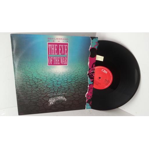 BEN LIEBRAND the eve of the war (ben liebrand remix), 12 inch single, 655126 6