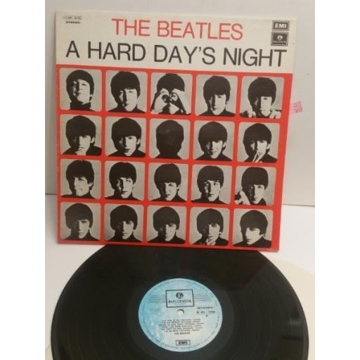 """THE BEATLES a hard day's night. Colonna sonora originala del film """"tutti per uno"""" C06404145"""