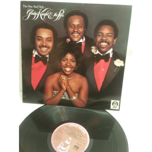 GLADYS KNIGHT & THE PIPS the one and only BDLP 4051