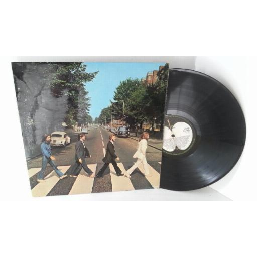 The Beatles ABBEY ROAD PCSJ 7088 SOUTH AFRICAN EXPORT