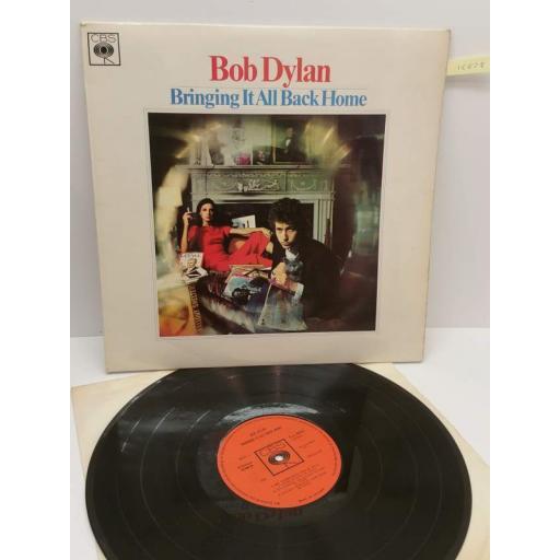 BOB DYLAN bringing it all back home, BPG 62515 MONO