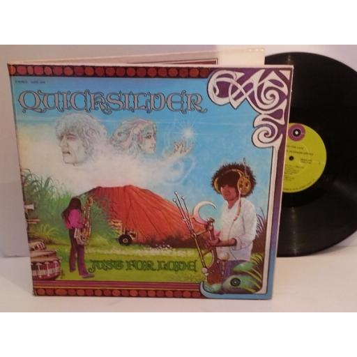 Quicksilver Messenger Service JUST FOR LOVE