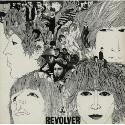 The Beatles REVOLVER, T 2576