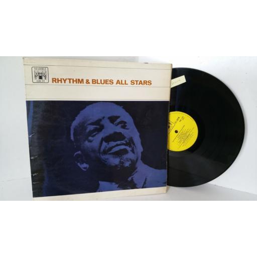 LITTLE WALTER, HOWLIN' WOLF, BUDDY GUY, JOHN LEE HOOKER rhythm & blues all stars, MAL 610