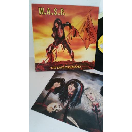 W.A.S.P the last command, WASP 2