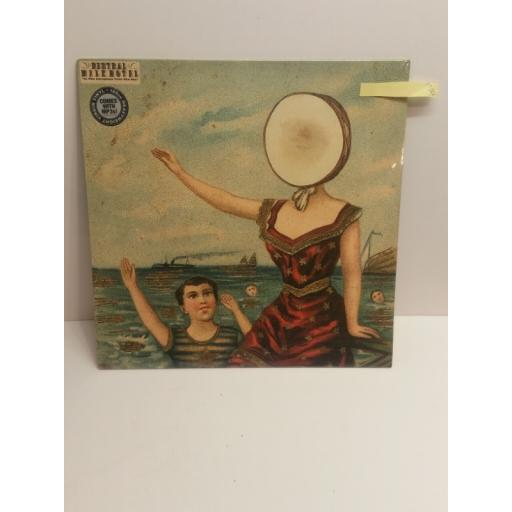 NEUTRAL MILK HOTEL in the aeroplane over the sea LG10192