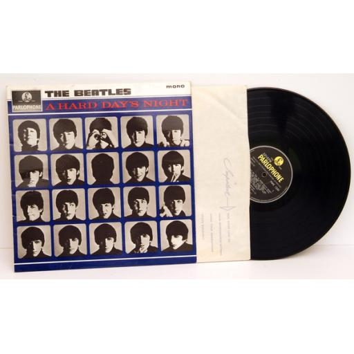 Beatles. A HARD DAY'S NIGHT PMC1230